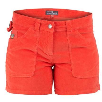 Bilde av: Rød Amundsen Ws 5incher Concord Garment Dyed Shorts