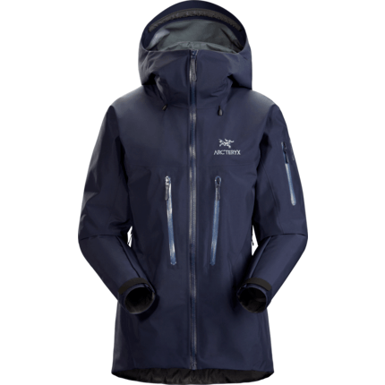 Bilde av: Blå Arcteryx Ws Alpha SV Jacket