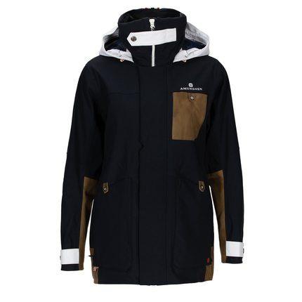 Bilde av: Blå Amundsen Ws Deck Jacket