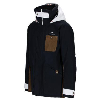 Bilde av: Blå Amundsen Ms Deck Jacket