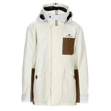 Bilde av: Hvit Amundsen Ms Deck Jacket