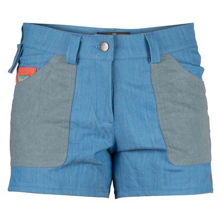 Bilde av: Blå Amundsen Ws Denim Shorts