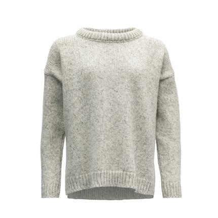 Bilde av: Grå Devold Ws Nansen Split Seam Sweater