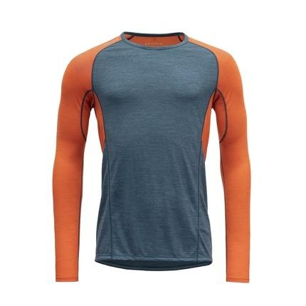 Bilde av: Oransje Devold Ms Running Shirt