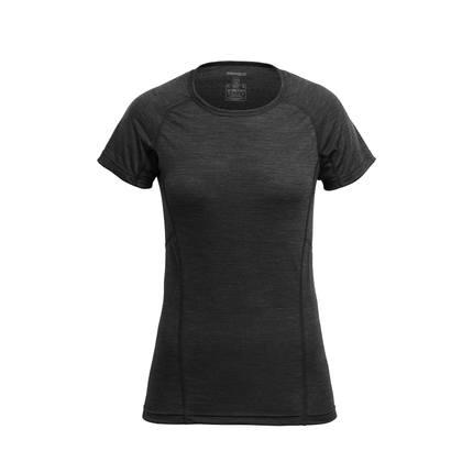 Bilde av: Svart Devold Ws Running T-Shirt