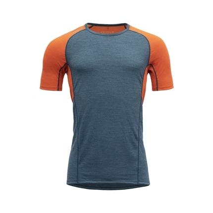 Bilde av: Oransje Devold Ms Running T-Shirt