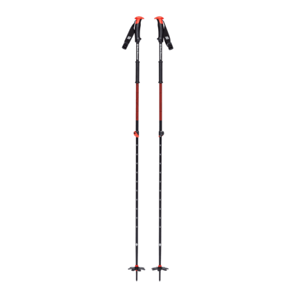 Bilde av: Svart Black Diamond Traverse Ski Poles